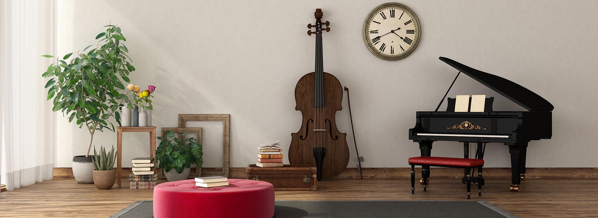 Zongora és nagyméretű hangszer szállítás
